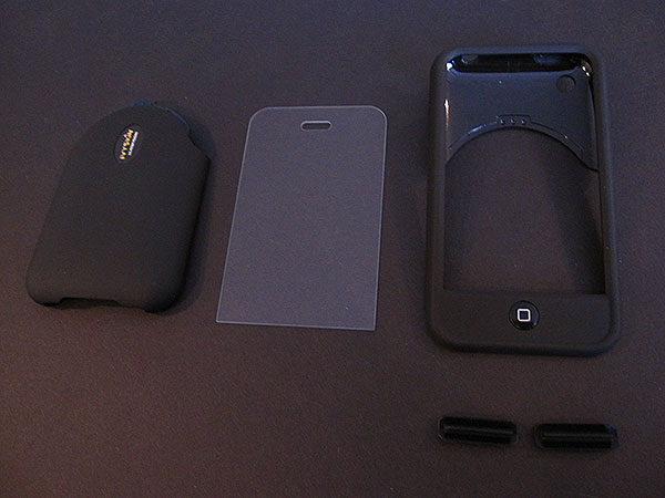 Review: Ivyskin Quattro-T4 Polycarbonate Case for iPhone 3G
