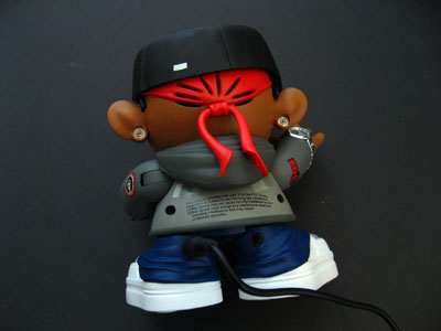 Review: Jada Toys I-Playaz Chub City Interactive Figure Chub C.