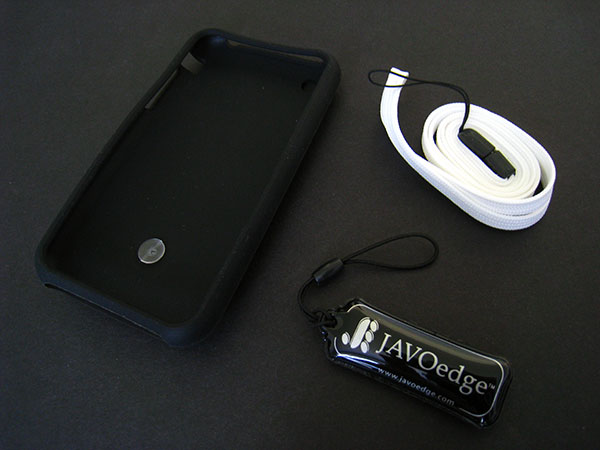 Review: JAVOedge Indented JAVOSkin for iPhone 3G