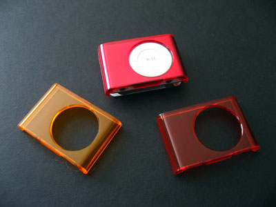 Review: JAVOedge JAVOClearCase for iPod shuffle 2nd Gen