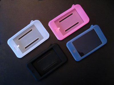 Review: JAVOedge JavoSkin Cases for 2007 iPods & iPhone