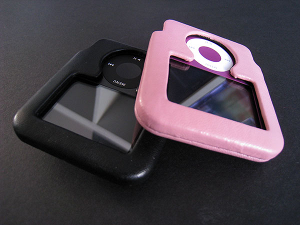 Review: JAVOedge JAVOLeather Hard Form-Fitted Cases for iPod nano & classic