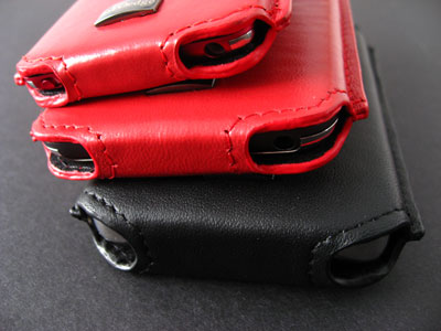 Review: JAVOedge JAVOLeather Case Pull Out for iPod nano, classic & touch