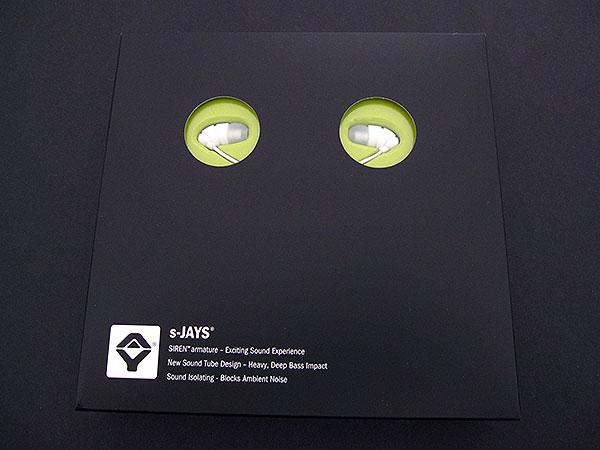 Review: JAYS s-JAYS Siren Armature Earphones