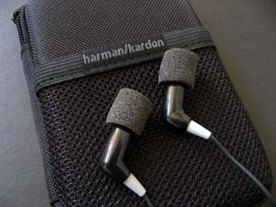 Review: Harman Kardon EP720 High-Fidelity Noise-Isolating Earphones