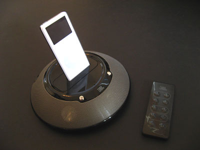 Review: JBL On Stage Micro Portable iPod Speaker Dock