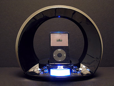 Review: JBL On Time - Time Machine for Your iPod 1
