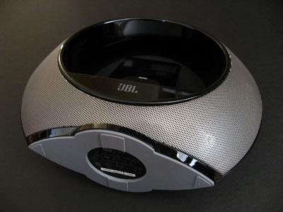 Review: JBL Radial Micro Superior Loudspeaker Dock for iPod 5
