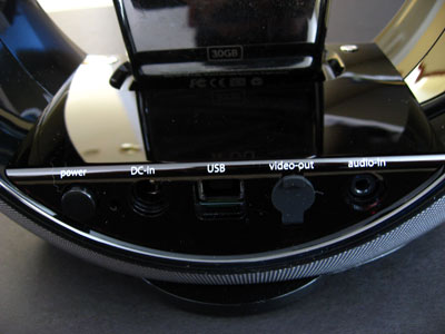 Review: JBL Radial Micro Superior Loudspeaker Dock for iPod 6