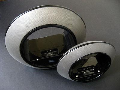 Review: JBL Radial Micro Superior Loudspeaker Dock for iPod