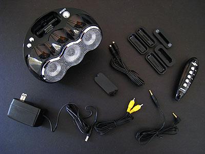 Review: Jensen Banshee JiSS-330 Docking Speaker Station for iPod