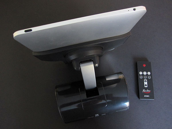 Review: Jensen JiPS-250i Rocker Docking Station for the iPad, iPod + iPhone