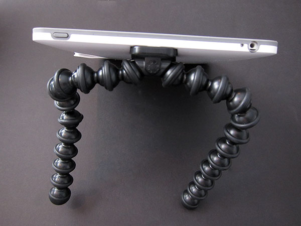 Review: Joby Gorillamobile Yogi for iPad