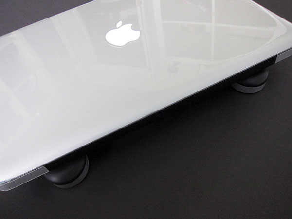 Just Mobile Lifts MacBook Pros - Again - With The Oddly-Named Lazy Couch 1