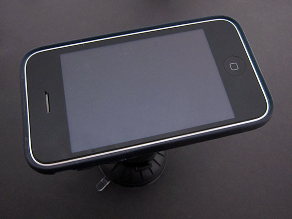 Review: Just Mobile Xtand Go for iPhone 3G/3GS