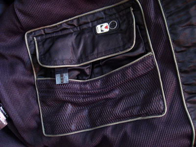 Kenpo Jacket for iPod Satin Bonded