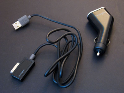 Kensington 4-in-1 Car Charger for iPod