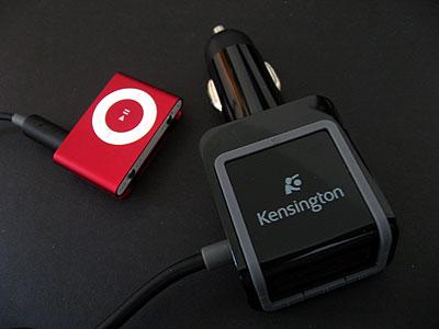 Review: Kensington Liquid FM, Plus, and Deluxe FM Transmitters