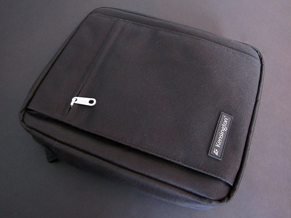 "First Look: Kensington Sling Bag (9""-10"") for iPad 1"