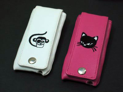 Kiwali Nanoki Cases for iPod nano