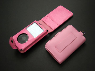 First Look: Kroo Forza, Melrose, Struct Leather Cases for iPod 5G