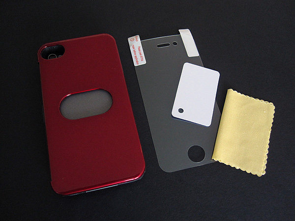 Review: LadiesCase Idmirror for iPhone 4