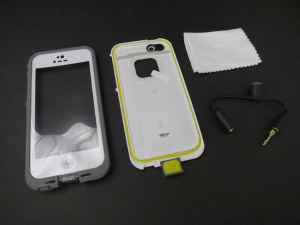 Review: LifeProof Frē for iPhone 5