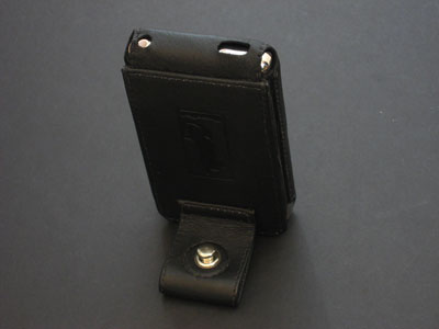 First Look: Llamapod Hipster Case for iPod 5G