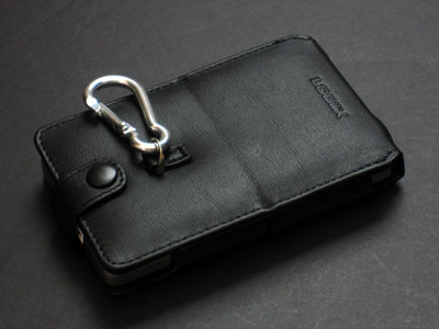 Preview: Logiix Protect & View Leather Case for iPod video