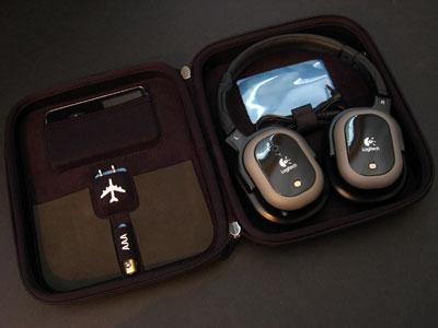 Review: Logitech Noise Canceling Headphones