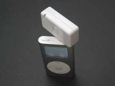 Review: Logitech Wireless Music System for iPod