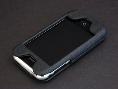 Review: Macally mCase Protective Leather Case for iPhone 3
