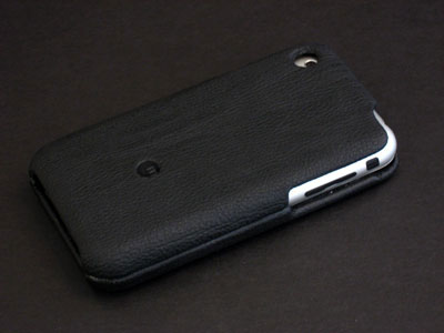 Review: Macally mCase Protective Leather Case for iPhone 4