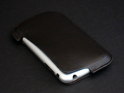 Review: Macally mSleeve Genuine Leather Protective Case for iPhone