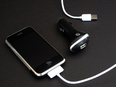 Review: Macally USB Car Charger for iPod & iPhone 5