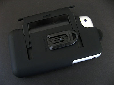 Review: Marware Sidewinder Smart Holster for iPhone