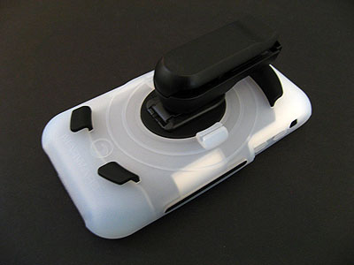 Review: Marware Sport Grip Backwinder for iPhone