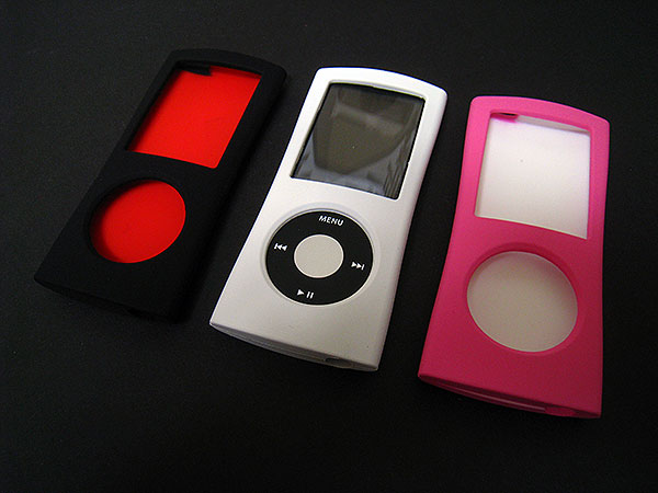 Review: Marware Sport Grip + Sport Grip Deluxe for iPod nano 4G