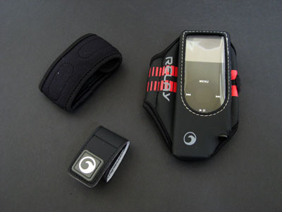 Marware Sportsuit Relay for iPod nano and Nike + iPod Sport Kit