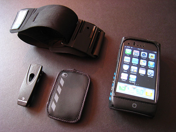 Review: Marware Sportsuit Convertible for iPhone 3G