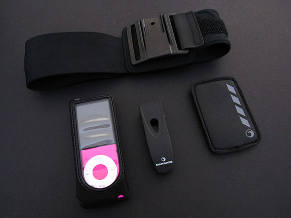 First Look: Marware Sportsuit Convertible for iPod nano 4G + iPod touch 2G