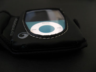 Review: Marware Sportsuit Runabout for iPod nano (video)