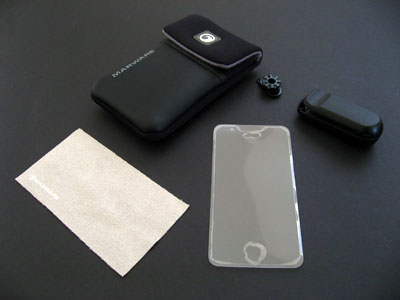 Review: Marware Sportsuit Sleeve Discreet Protection for iPhone 3