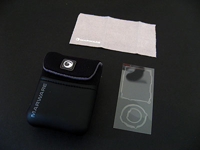 Review: Marware Sportsuit Sleeve for iPod nano (video)