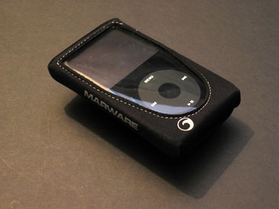 Review: Marware SportSuit Basic and Sleeve for iPod video (5G)