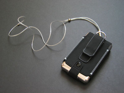 Review: MCA Hautes Coutures Double Stitch for iPod