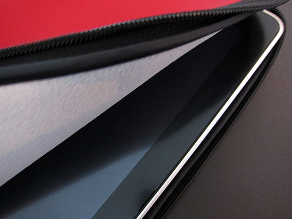 First Look: M-Edge Touring Sleeve for iPad