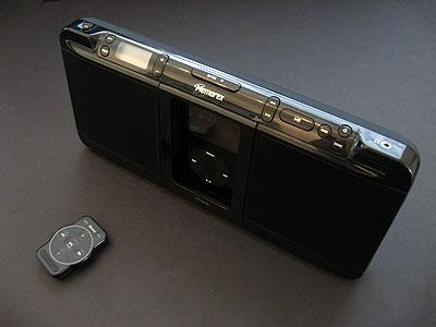 Review: Memorex iTrek Mi3000 Portable Speaker for iPod 1