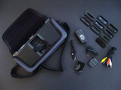 Review: Memorex iTrek Mi3000 Portable Speaker for iPod 2