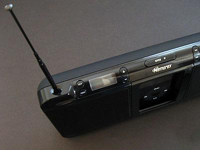 Review: Memorex iTrek Mi3000 Portable Speaker for iPod 6